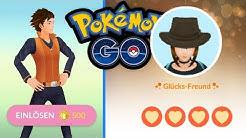 Die ersten Lucky Friends, häufig gestellte Fragen | Pokémon GO Deutsch #962