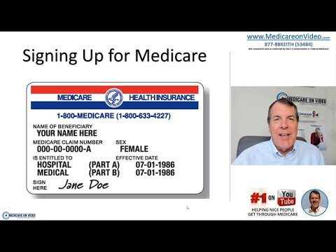 How to Sign Up for Medicare - Sign Up for Medicare Part B ...