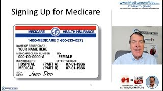 How to Sign Uṗ for Medicare - Sign Up for Medicare Part B Coverage