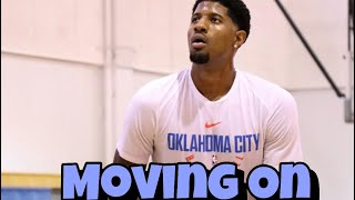 """Paul George Mix~""""Moving On""""( OG 3Three Ft NBA Youngboy)"""