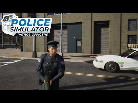 I am the best patrol officer ever in Police Simulator: Patrol Officers - First Time Playing  