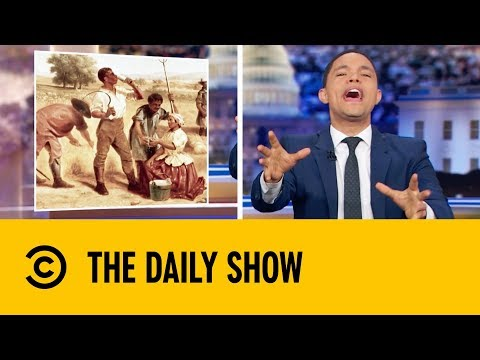 America's Renewed Reparations Debate | The Daily Show with Trevor Noah thumbnail