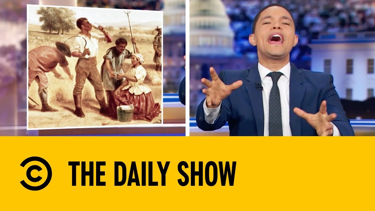 America's Renewed Reparations Debate | The Daily Show with Trevor Noah