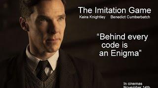 The Imitation Game Trailer (Rus Subs)/ Игра в Имитацию Трейлер (Русские субтитры)