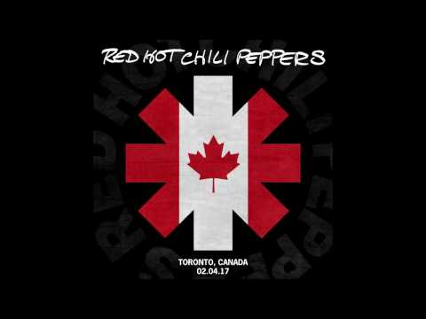 Red Hot Chili Peppers - Toronto 4/2/2017 Air Canada Centre FULL SHOW