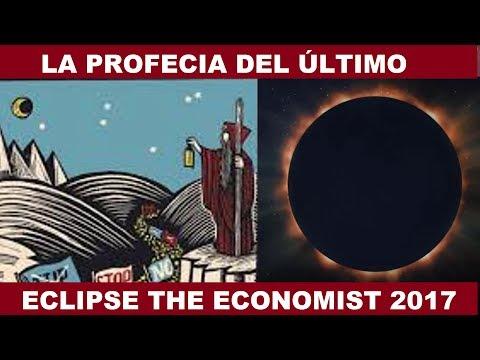 LA PROFECÍA DEL ULTIMO ECLIPSE EN LA PORTADA DE THE ECONOMIST