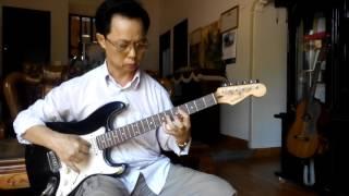 Bài ca hy vọng (văn ký) guitar lassic