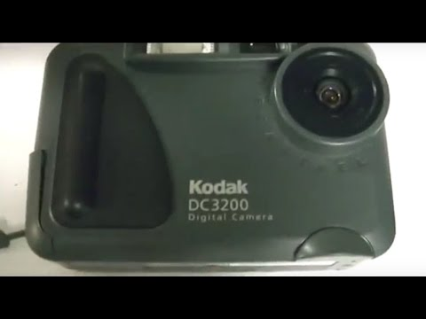 Kodak DC3200 Digital Camera Review