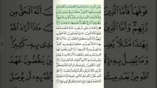 Qur'on tilovati sahifa-sahifa Baqara surasi 4-sahifa