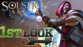 Solstice Arena - First Look