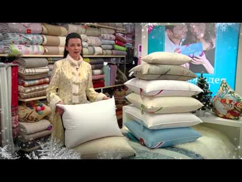 Магазин постельного белья, подушки, одеяла, идеи Новогодних подарков!
