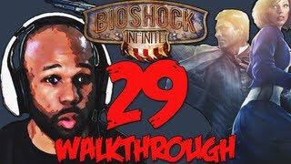 Bioshock Infinite Gameplay Walkthrough GAME ENDING (Xbox 360/PS3/PC HD)
