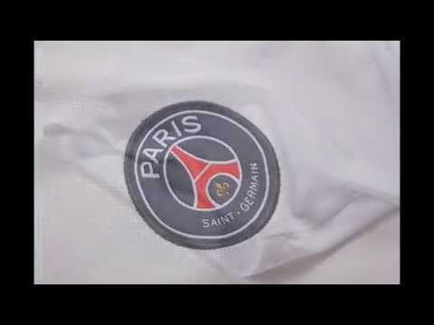 playera psg manga larga