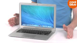 Apple MacBook Air Line-up video (NL/BE)(Apple MacBook Air: Meer informatie of aanschaffen? Ga naar: http://coolb.lu/1dGCbW4 De Apple MacBook Air is gehuld in een stevige flinterdunne aluminium ..., 2014-02-18T08:41:35.000Z)