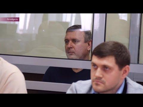 Суд по мере пресечения экс-главе Энгельсского района Дмитрию Лобанову