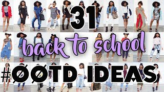 outfit ideas for school