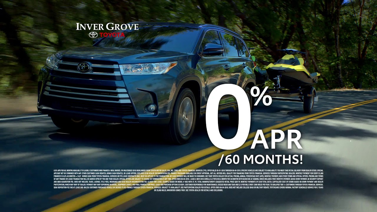 Inver Grove Toyota U2013 Inver Grove Heights U0026 St. Paul, MN   Summer Starts Here