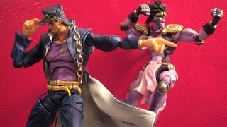 jotaro kujo and star platinum medicos figures review jojo s bizarre adventure