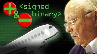 Binary: Plusses & Minuses (Why We Use Two's Complement) - Computerphile