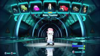 Cars 2 Video Game All Characters PS3/Xbox 360