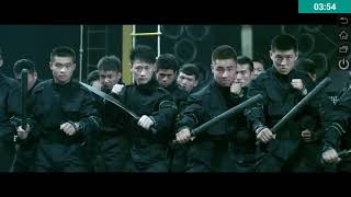 The best action kung fu 1 vs 100 orang