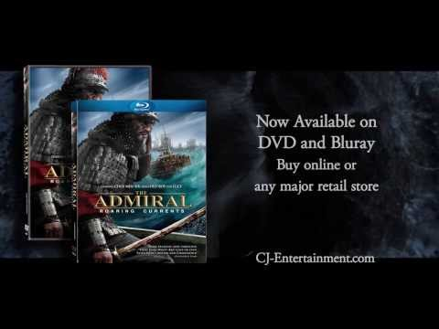 The Admiral: Roaring Currents NOW AVAILABLE on DVD & Bluray
