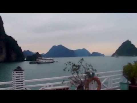 """The Luxury Imperial Cruise"" Vietnam Hanoi Ha Long Bay"