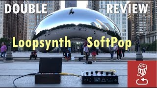 Two odd portable synths reviewed - Bastl SoftPop and Gecho Loopsynth