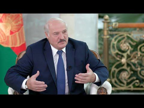 Лукашенко: Я не