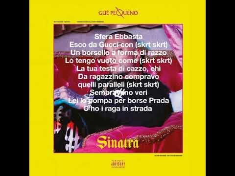 BORSELLO - Guè Pequeno feat Sfera Ebbasta, Drefgold TESTO