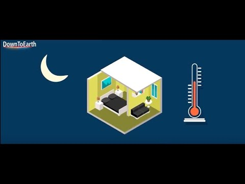 Cool roofs:How to beat the heat for top floor owners: Ep3 New Vastu with Ashok B Lall