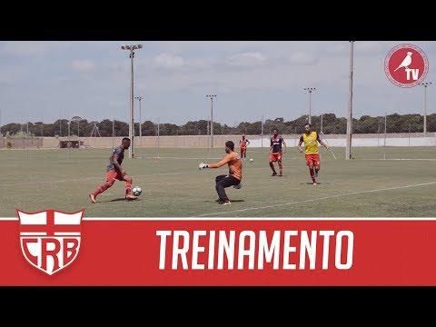 Clube De Regatas Brasil Treina Forte Em Busca Da Classificação Na Copa Do Brasil!