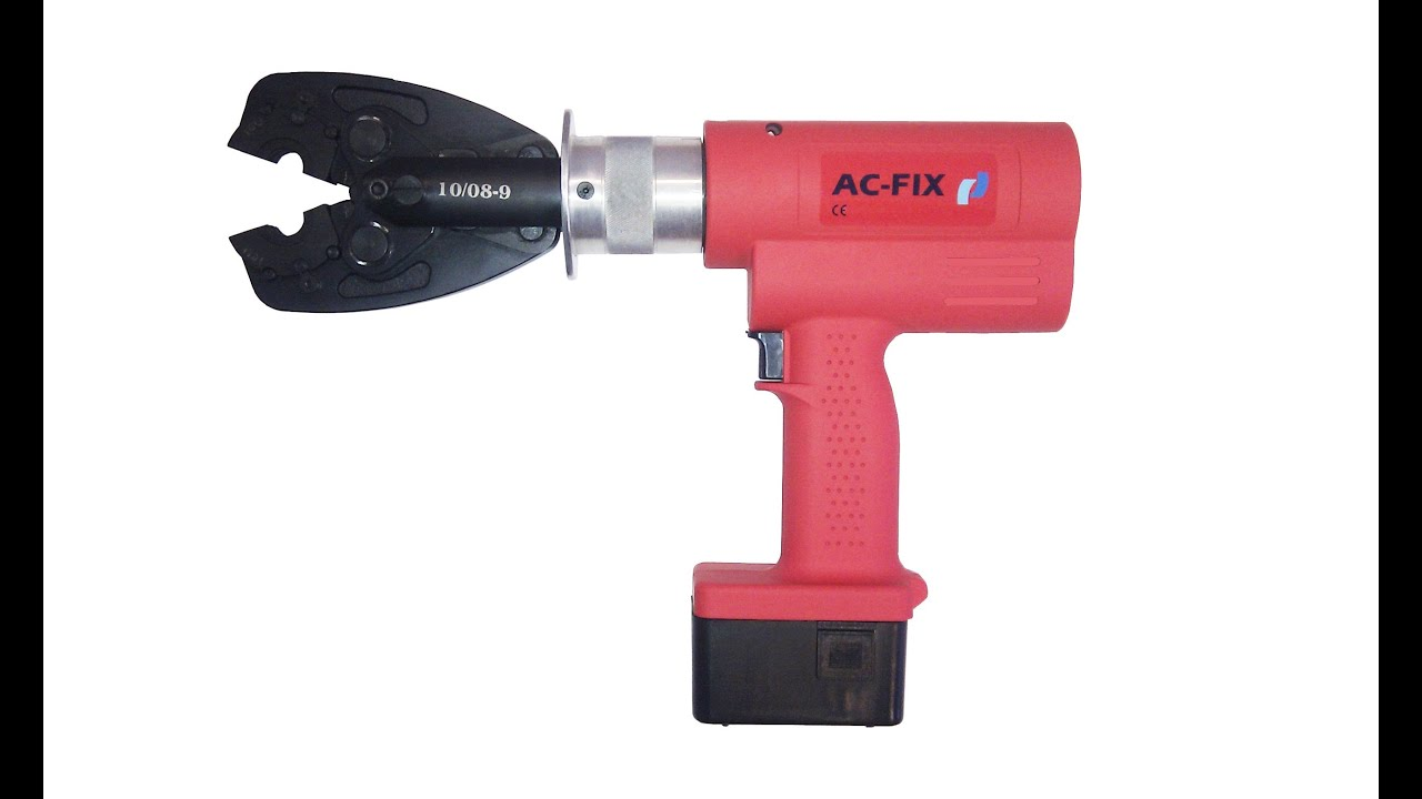 Pince A Sertir Ac Fix Press Compact 2 By Ac Fix Global