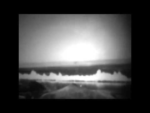 Aerial Smoke Curtain   WWII U S  Military Footage