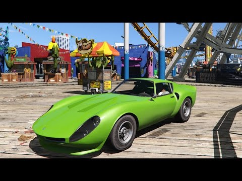 GTA 5 PC Mods iCEnhancer Timecyle Mod Beach Driving NOT ENB