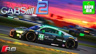 PROJECT CARS 2 AUDI R8 -VOLTAMOS COM TUDO!!