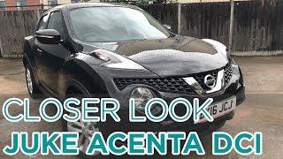 Closer Look: Nissan Juke Acenta DCI