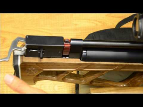 Kalibr gun Cricket Air Gun PCP single shot loader / tray  177,  22,  25 cal