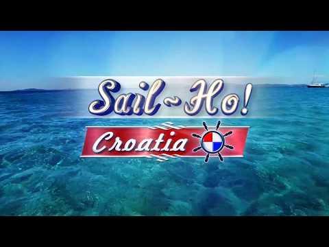 Sail-ho! Croatia S3 Ep02 - Korčula - Omiš