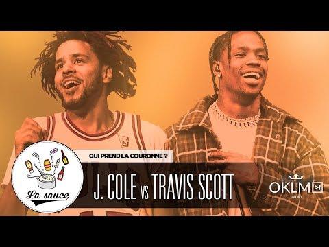J.COLE vs TRAVIS SCOTT - Qui prend la couronne ? - #LaSauce sur OKLM Radio