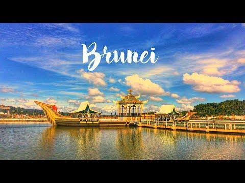 Brunei Vlog: Waterfalls and Water Village