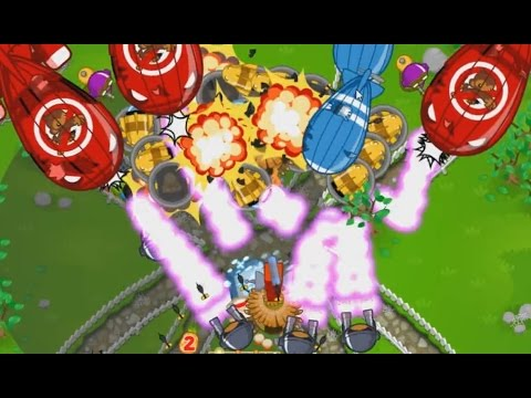 BTD5 Deluxe - CRAZY HARD MAP!