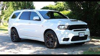 Dodge Durango SRT Review
