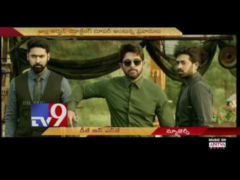 New Jersey Telugu NRIs on DJ movie - USA - TV9