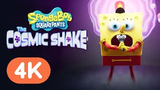SpongeBob SquarePants: The Cosmic Shake - Official Announcement Trailer (4K)