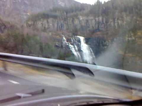 Driving Western Norway