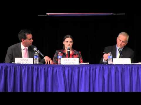 Debate for Plymouth & Barnstable state Senate seat