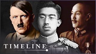 How Japan Technically Started World War 2 | Titans Of The 20th Century | Timeline