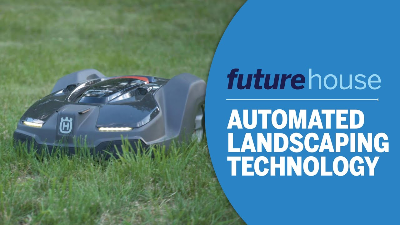 Automated Landscaping | Future House | Ask This Old House