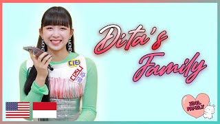 [IDOL FAMILY] Dita couldn't stop crying...😥(☆SECRET NUMBER, 시크릿넘버) [INDO SUB]